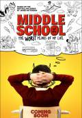 Middle School: The Worst Years of My Life (2016) Poster #3 Thumbnail