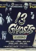 13 Ghosts (1960) Poster #1 Thumbnail
