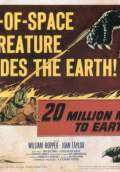 20 Million Miles to Earth (1957) Poster #2 Thumbnail