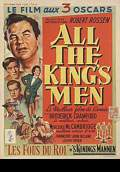 All the King's Men (1949) Poster #4 Thumbnail