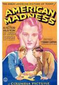 American Madness (1932) Poster #1 Thumbnail