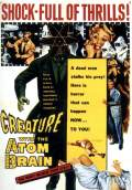Creature with the Atom Brain (1955) Poster #1 Thumbnail