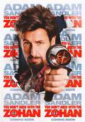 You Don't Mess with the Zohan (2008) Poster #1 Thumbnail