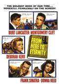 From Here to Eternity (1953) Poster #1 Thumbnail