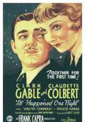 It Happened One Night (1934) Poster #1 Thumbnail