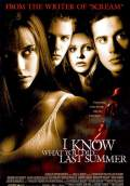 I Know What You Did Last Summer (1997) Poster #1 Thumbnail