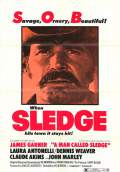A Man Called Sledge (1971) Poster #1 Thumbnail