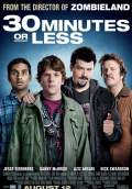 30 Minutes or Less (2011) Poster #3 Thumbnail
