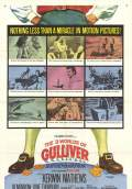The 3 Worlds of Gulliver (1960) Poster #1 Thumbnail