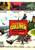 The 3 Worlds of Gulliver (1960) Poster #2 Thumbnail