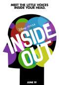 Inside Out (2015) Poster #1 Thumbnail