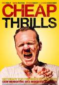 Cheap Thrills (2014) Poster #1 Thumbnail