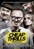 Cheap Thrills (2014) Poster #2 Thumbnail