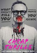 Cheap Thrills (2014) Poster #6 Thumbnail