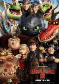 How to Train Your Dragon 2 (2014) Poster #11 Thumbnail