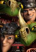 How to Train Your Dragon 2 (2014) Poster #4 Thumbnail