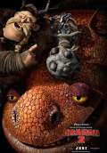 How to Train Your Dragon 2 (2014) Poster #9 Thumbnail