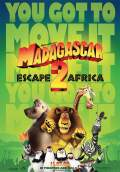 Madagascar: Escape to Africa (2008) Poster #1 Thumbnail