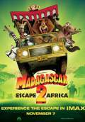 Madagascar: Escape to Africa (2008) Poster #2 Thumbnail