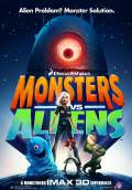 Monsters vs. Aliens (2009) Poster #14 Thumbnail