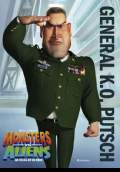 Monsters vs. Aliens (2009) Poster #19 Thumbnail