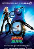 Monsters vs. Aliens (2009) Poster #29 Thumbnail
