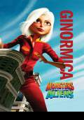 Monsters vs. Aliens (2009) Poster #5 Thumbnail