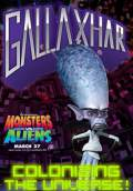 Monsters vs. Aliens (2009) Poster #6 Thumbnail