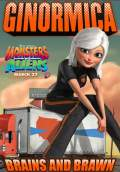 Monsters vs. Aliens (2009) Poster #7 Thumbnail