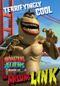 Monsters vs. Aliens (2009) Poster #9 Thumbnail