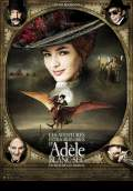 The Extraordinary Adventures of Adèle Blanc-Sec (2010) Poster #4 Thumbnail