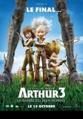 Arthur and the War of the Two Worlds (2010) Poster #1 Thumbnail