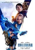 Valerian and the City of a Thousand Planets (2017) Poster #11 Thumbnail
