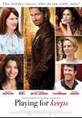 Playing For Keeps (2012) Poster #3 Thumbnail