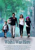 Wish I Was Here (2014) Poster #1 Thumbnail
