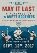 May It Last: A Portrait of the Avett Brothers (2018) Poster #1 Thumbnail