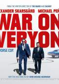 War on Everyone (2016) Poster #2 Thumbnail