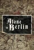 Alone in Berlin (2017) Poster #1 Thumbnail