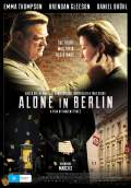 Alone in Berlin (2017) Poster #6 Thumbnail