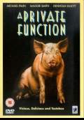 A Private Function (1985) Poster #1 Thumbnail