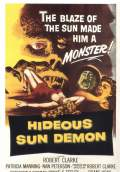 The Hideous Sun Demon (2959) Poster #1 Thumbnail