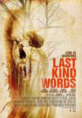 Last Kind Words (2012) Poster #1 Thumbnail