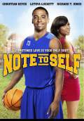 Note to Self (2012) Poster #1 Thumbnail