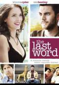 The Last Word (2008) Poster #2 Thumbnail