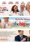 The Big Wedding (2012) Poster #3 Thumbnail