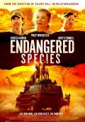 Endangered Species (2021) Poster #1 Thumbnail