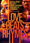 Love Beats Rhymes (2017) Poster #1 Thumbnail