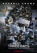 The Next Three Days (2010) Poster #1 Thumbnail