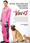 The Voices (2015) Poster #1 Thumbnail