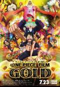 One Piece Film Gold (2016) Poster #1 Thumbnail